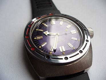 Vostok Amphibia History. Watch