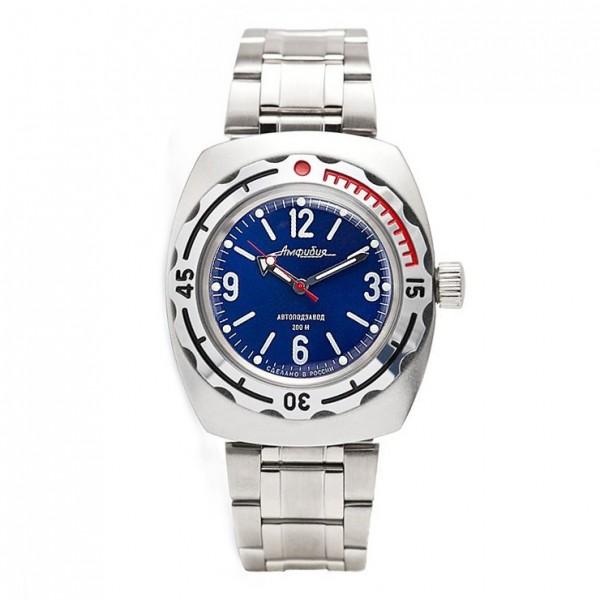 Vostok Amphibia Automatic Watch 2416B/090659