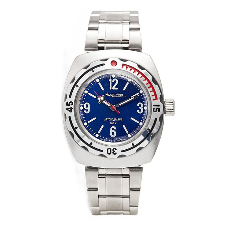 Vostok Amphibia Automatic Watch 2416B/090659