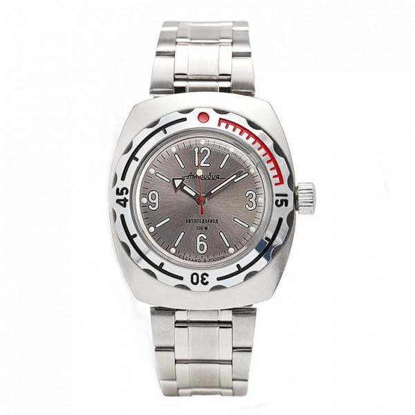 Vostok Amphibia Automatic Watch 2416B/090661