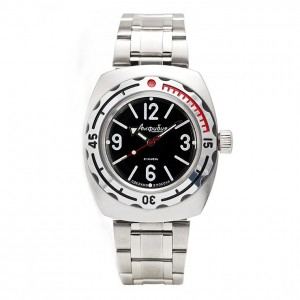 Vostok Amphibia Automatic Watch 2416B/090913