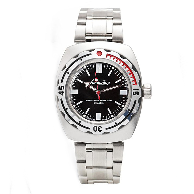 Vostok Amphibia Automatic Watch 2416B/090916