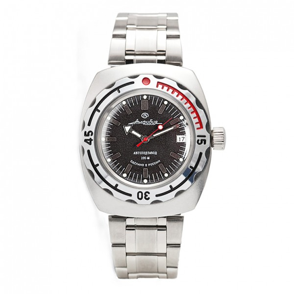 Vostok Amphibia Automatic Watch 2416B/090662