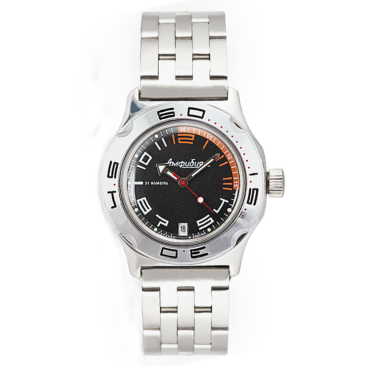 Vostok Amphibia Automatic Watch 2416B/100474