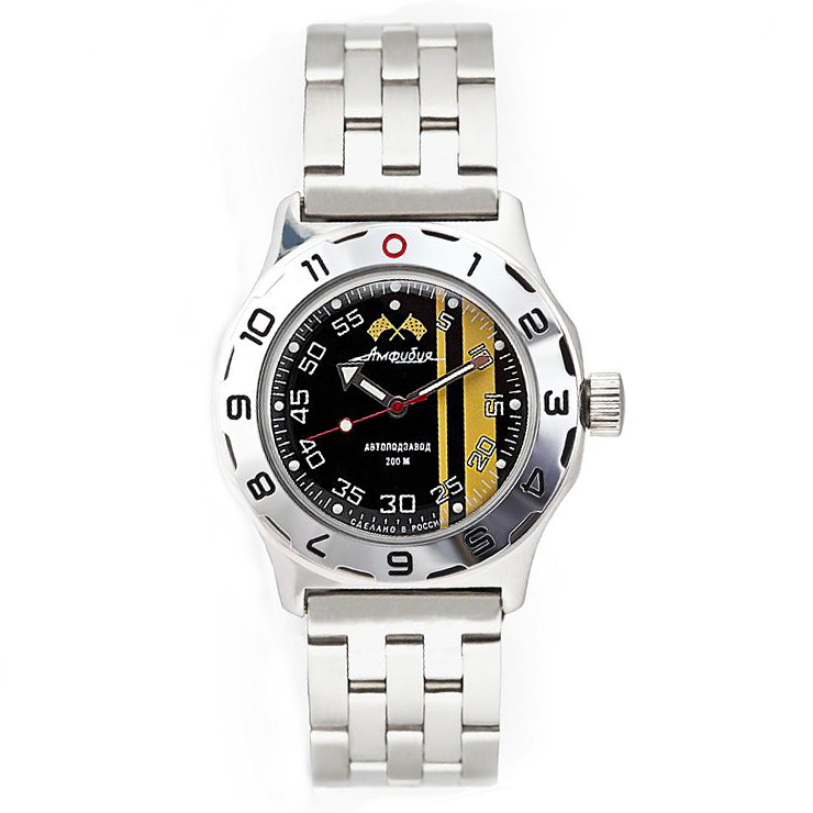 Vostok Amphibia Automatic Watch 2416B/100652