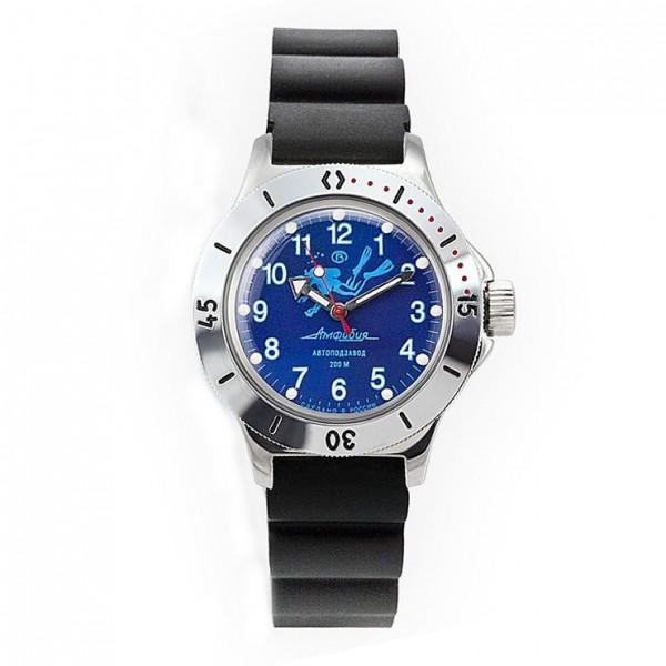 Vostok Amphibia Automatic Watch 2415B/120656