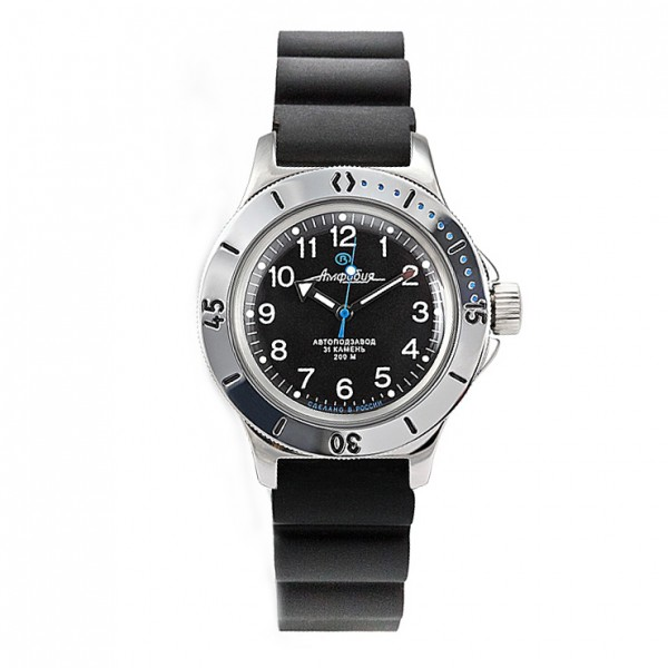 Vostok Amphibia Automatic Watch 2415B/120811