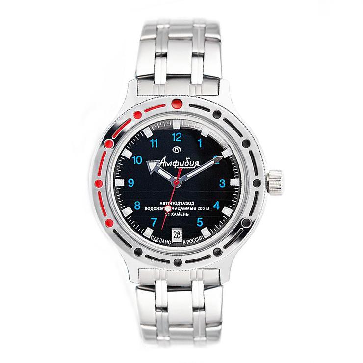 Vostok Amphibia Automatic Watch 2416B/420268