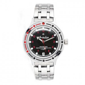 Vostok Amphibia Automatic Watch 2416B/420280