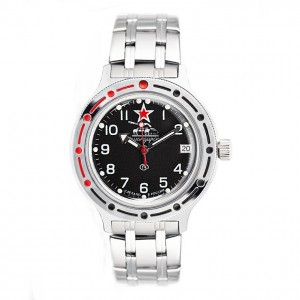 Vostok Amphibia Automatic Watch 2416B/420306