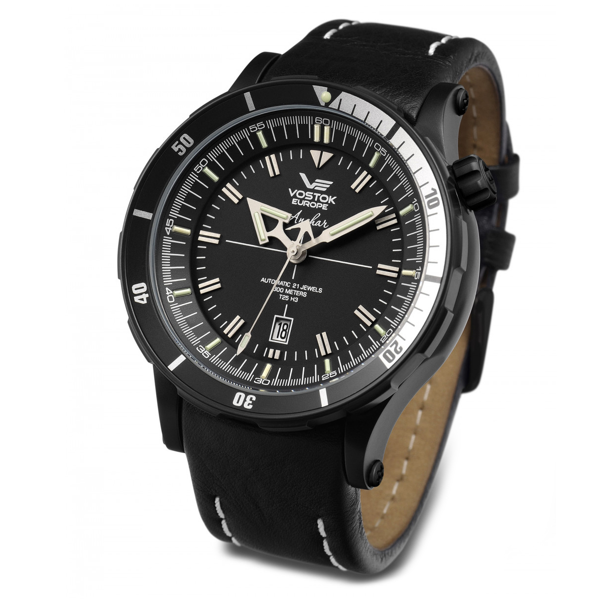 Vostok-Europe Anchar Automatic Watch NH35A/5104142