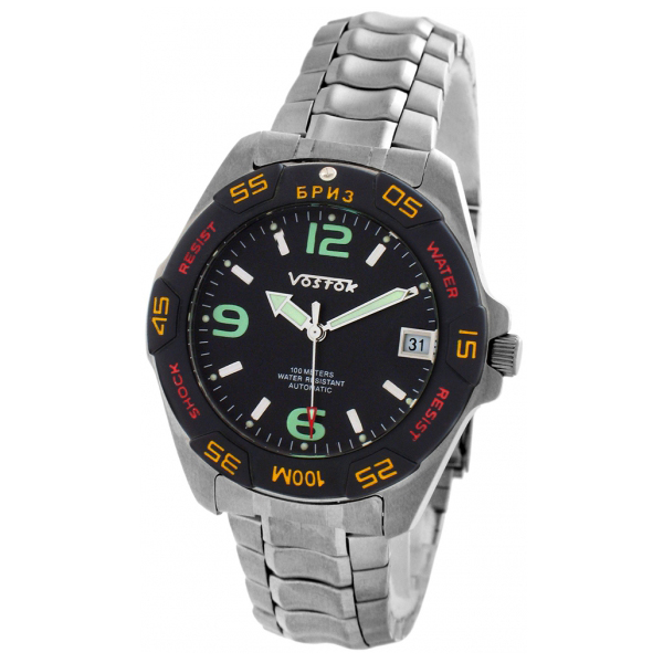 Vostok Breeze Automatic Watch 2416B/610221
