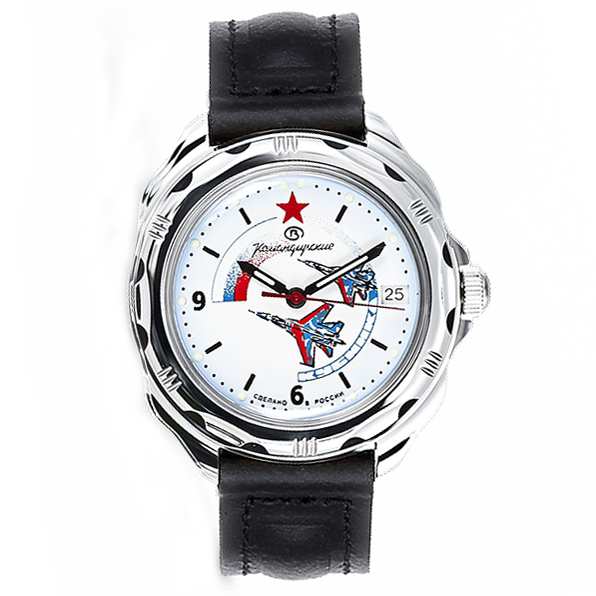 Vostok Komandirskie Watch 2414А/211066