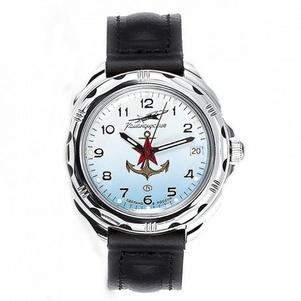 Vostok Komandirskie Watch 2414А/211084