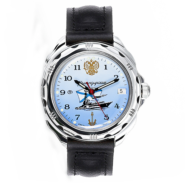 Vostok Komandirskie Watch 2414А/211139