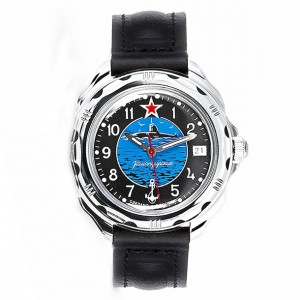 Vostok Komandirskie Watch 2414А/211163