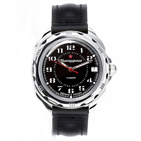 Vostok Komandirskie Watch 2414А/211186