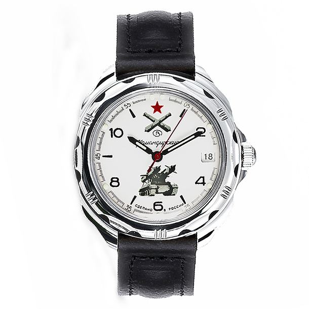 Vostok Komandirskie Watch 2414А/211275