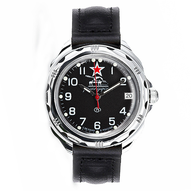 Vostok Komandirskie Watch 2414А/211306