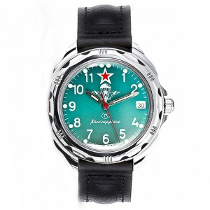 Vostok Komandirskie Watch 2414А/211307