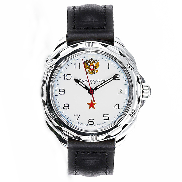 Vostok Komandirskie Watch 2414А/211323