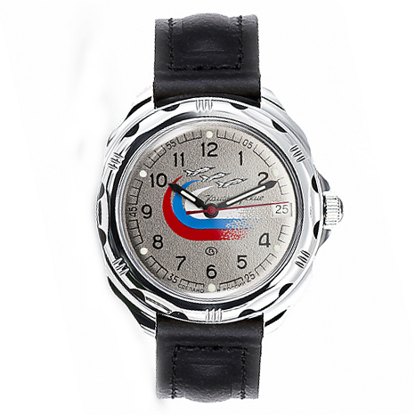 Vostok Komandirskie Watch 2414А/211562
