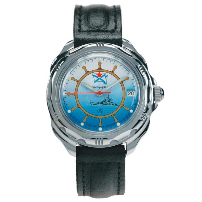 Vostok Komandirskie Watch 2414А/211616