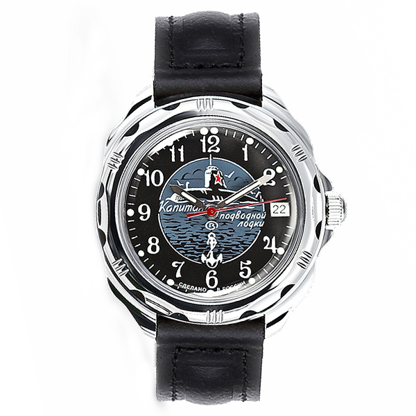 Vostok Komandirskie Watch 2414А/211831