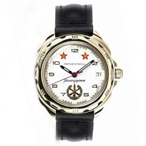 Vostok Komandirskie Watch 2414А/219075