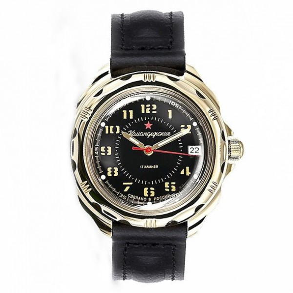 Vostok Komandirskie Watch 2414А/219123