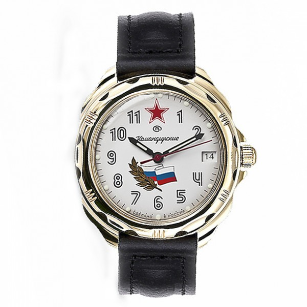 Vostok Komandirskie Watch 2414А/219277