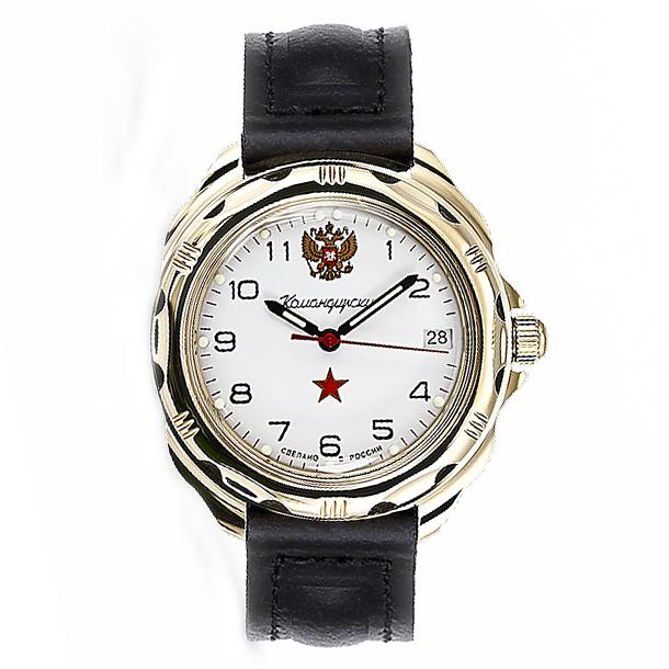 Vostok Komandirskie Watch 2414А/219322