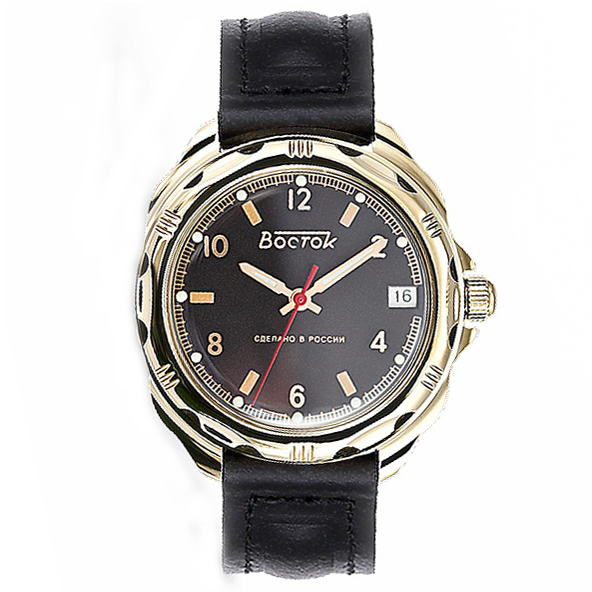 Vostok Komandirskie Watch 2414А/219326