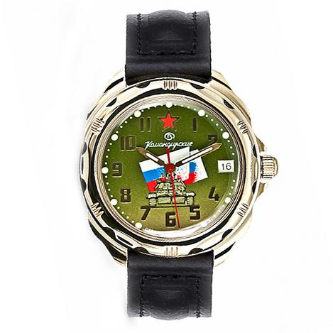 Vostok Komandirskie Watch 2414А/219435