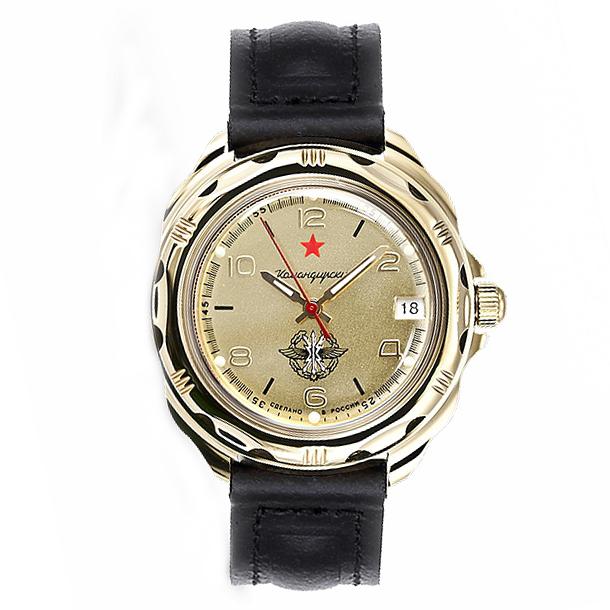 Vostok Komandirskie Watch 2414А/219451