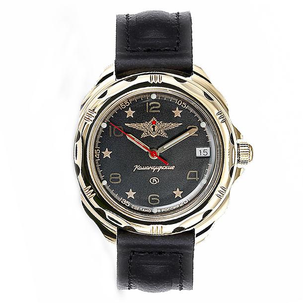 Vostok Komandirskie Watch 2414А/219452