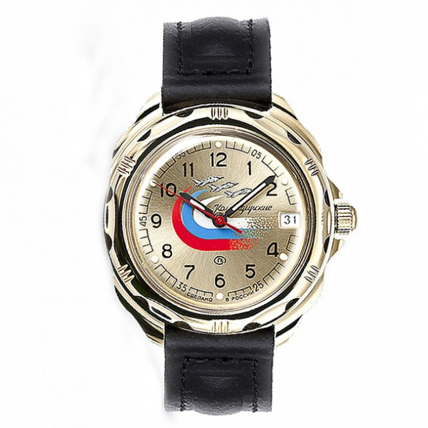 Vostok Komandirskie Watch 2414А/219564
