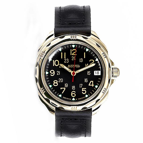 Vostok Komandirskie Watch 2414А/219782