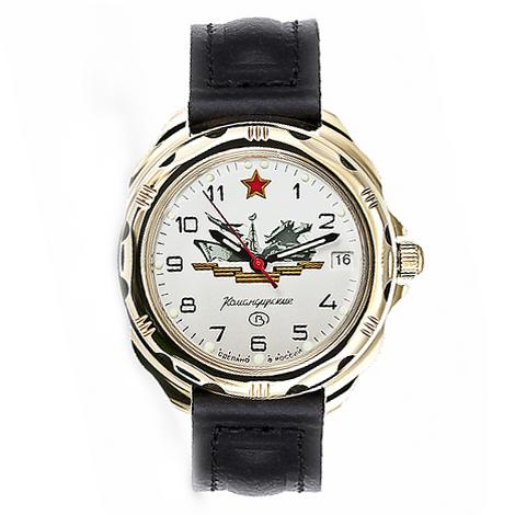 Vostok Komandirskie Watch 2414А/219823