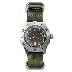 Vostok Komandirskie K-35 Automatic Watch 2415/350501