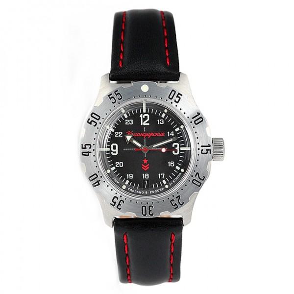 Vostok Komandirskie K-35 Automatic Watch 2416B/350503