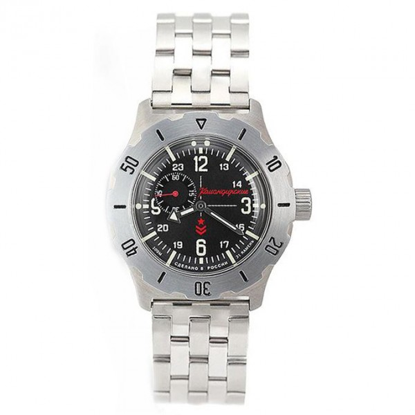 Vostok Komandirskie K-35 Automatic Watch 2415/350504