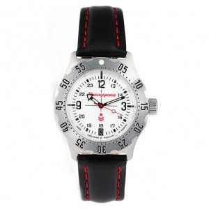 Vostok Komandirskie K-35 Automatic Watch 2416B/350514