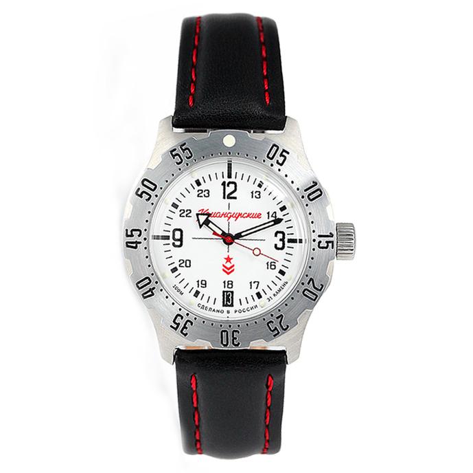 Vostok Komandirskie K-35 Automatic Watch 2416B/350514
