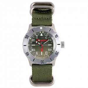Vostok Komandirskie K-35 Automatic Watch 2431/350645