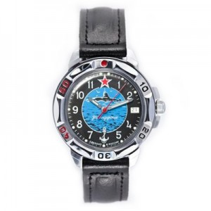 Vostok Komandirskie Watch 2414А/431163