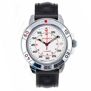 Vostok Komandirskie Watch 2414А/431171