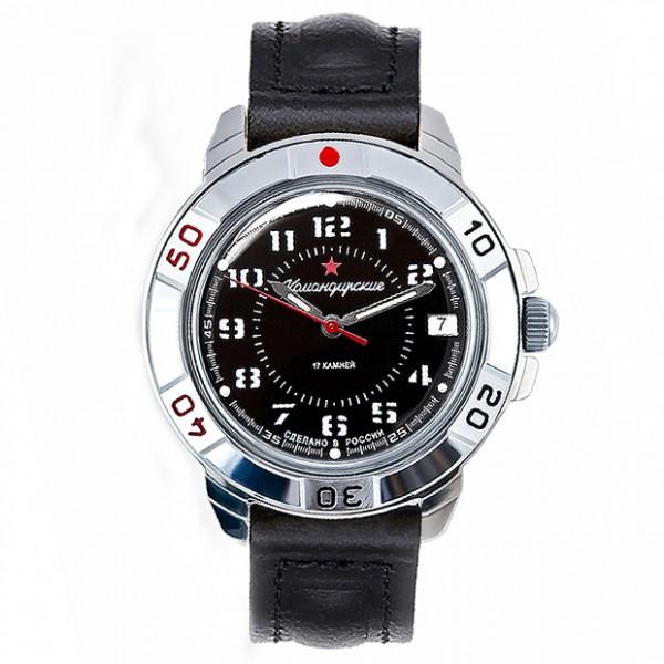 Vostok Komandirskie Watch 2414А/431186