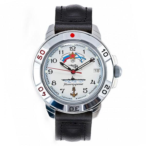 Vostok Komandirskie Watch 2414А/431241