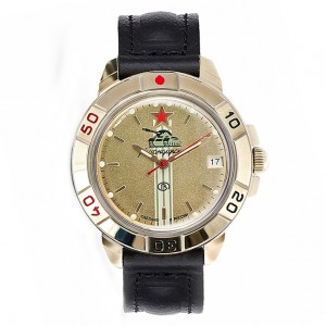 Vostok Komandirskie Watch 2414А/439072